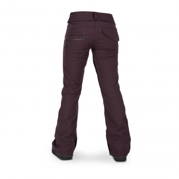 Pantalon Ski/Snow Volcom Species Stretch Violet Femme