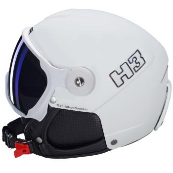 Casque de Ski HMR H3 Blanc