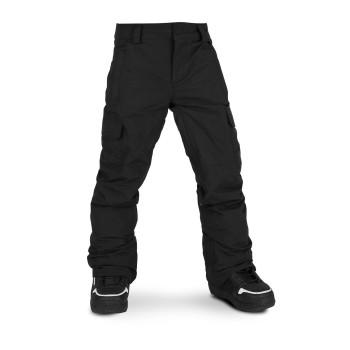 Pantalon Ski/Snow Volcom Cargo Gore-tex Noir