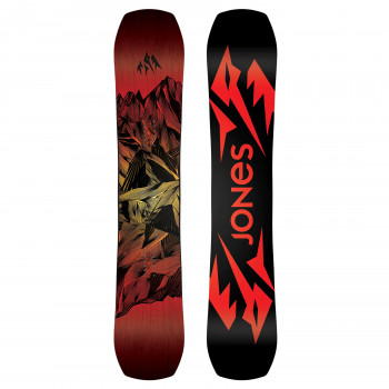 Planche de Snowboard Jones Mountain Twin Homme