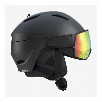 Casque de Ski Salomon DRIVER+ PHOTO Noir Homme