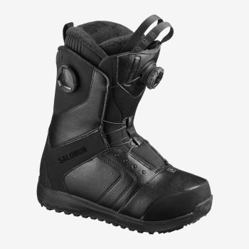 Boots de Snowboard Salomon KIANA FOCUS BOA Bk/Bk/Bk