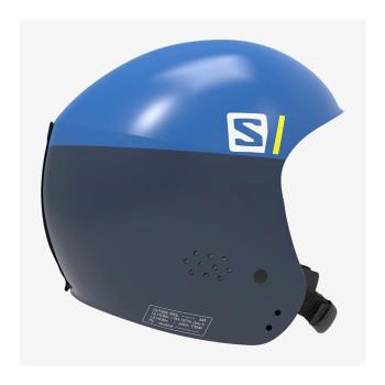 Casque de Ski Salomon S RACE FIS INJECTED Bleu Homme