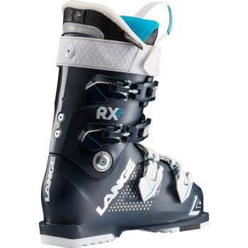 Chaussures De Ski Lange Rx 90w (black Blue-aquamarine) Femme