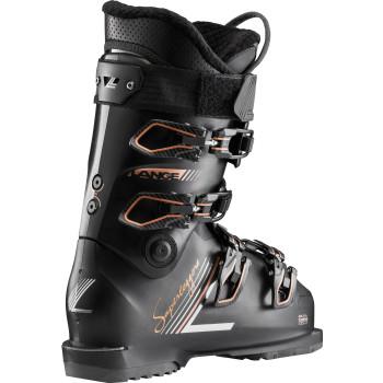Chaussures De Ski Lange Rx Superlegerra (blk-bronze) Femme