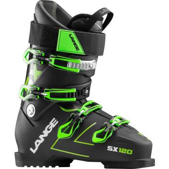 Chaussures De Ski Lange Sx 120 (tr. Black-green) Homme