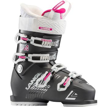 Chaussures De Ski Lange Sx 80 W (anthracite Magenta) Femme