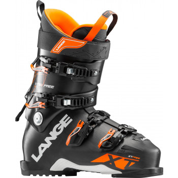 Chaussures De Ski Lange Xt Free 100 (black) Homme