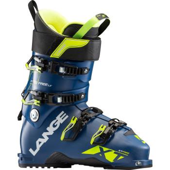 Chaussures De Ski Lange Xt Free 120 Lv (navy Blue) Homme