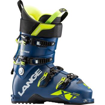 Chaussures De Ski Lange Xt Free 120 (navy Blue) Homme