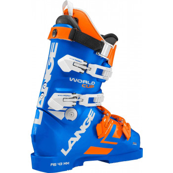 Chaussures De Ski Lange World Cup Rs Za+ (power Blue) Homme
