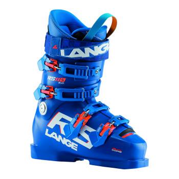 Chaussures De Ski Lange RS 110 S.C. Enfant Bleu