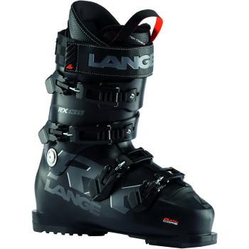 Chaussures De Ski Lange RX 130 Homme Noir