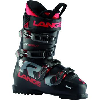 Chaussures De Ski Lange RX 100 L.V Homme Noir