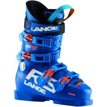 Chaussures De Ski Lange RS 90 S.C. Enfant Bleu