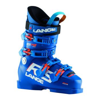 Chaussures De Ski Lange RS 70 S.C. Enfant Bleu