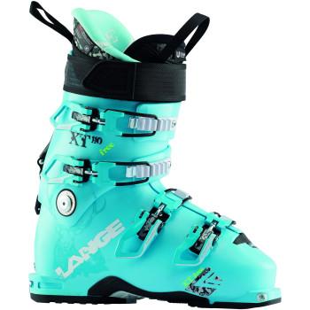 Chaussures De Ski Lange XT FREE 110 W Femme Bleu