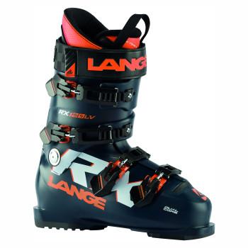 Chaussures de Ski Lange RX 120 LV - BLACK BLUE/ORANGE Homme