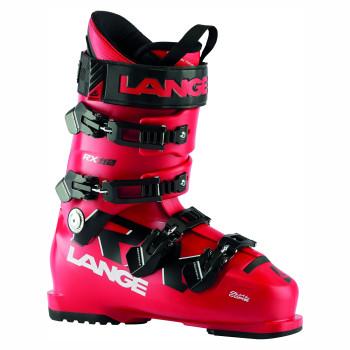Chaussures de Ski Lange RX 110 - RED/BLACK Homme