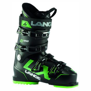 Chaussures de Ski Lange LX 100 - BLACK/GREEN Homme
