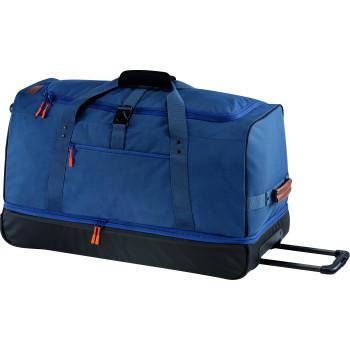 Valise Lange BIG TRAVEL Bleu