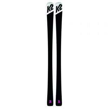 Pack Ski K2 LUV Machine 72TI + Fixations ERC 11 TCX Light Quikclik