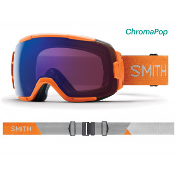 Masque de Ski/Snow Smith VICE HALO ChromaPop Photochromic Rose Flash