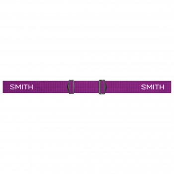 Masque de Ski/Snow Smith DRIFT RED SOLX Cat 3 SP AF Femme Violet