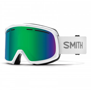 Masque de Ski/Snow Smith RANGE GRN SOLX SP AF Cat 3 Homme Blanc