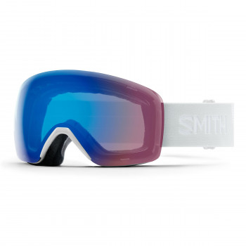 Masque de Ski/Snow Smith  Skyline Cat  S1 Chromapop Strom Rose Flash Gris