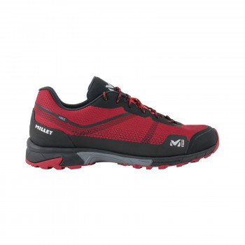 Chaussures Tige Basse Millet Hike Red - Rouge Homme