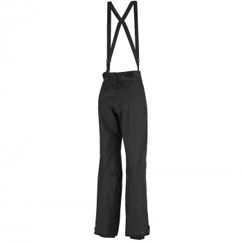Pantalon De Protection 3 Couches Gore-Tex Millet LD KAMET GTX BLACK - NOIR Femme