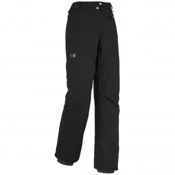 Pantalon De Ski / Snow 2 Couches Millet LD BIG WHITE STRETCH BLACK - NOIR Femme