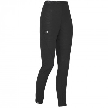 Collant En Laine Millet LD C WOOL BLEND 150 TIGHT BLACK - NOIR Femme