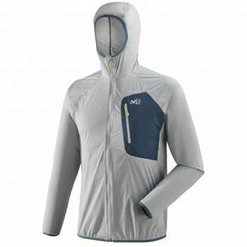 Softshell Millet LTK AIRSTRETCH HOODIE HIGH RISE