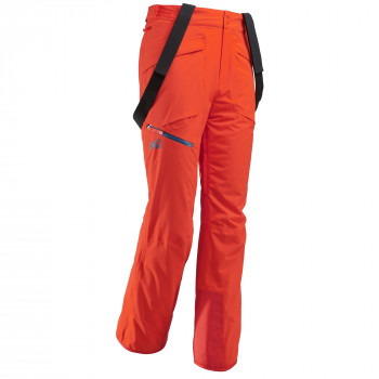 Pantalon de Ski Millet Hayes Stretch Orange Homme