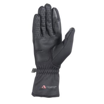 Gants d'Alpinisme Millet Warm Stretch Noir Homme