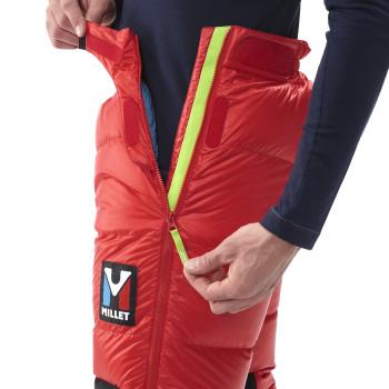 Pantalon D'Alpinisme Millet Trilogy Mxp Down Rouge Homme