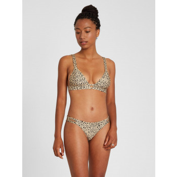 Haut de maillot Volcom Triangle Ur An Animal Multi Femme