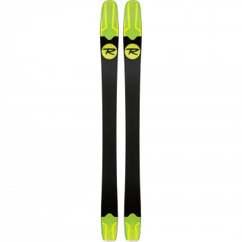 Ski Rossignol Soul 7 Hd Noir Homme (Ski nu, sans fixations)