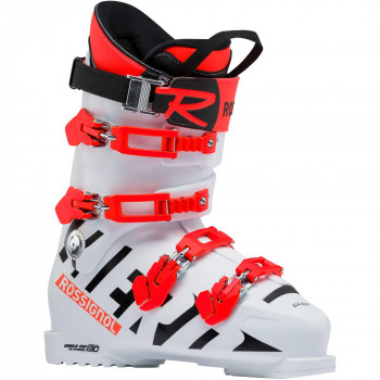Chaussures De Ski Rossignol Hero World Cup 130 Med White Homme