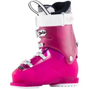 Chaussures De Ski Rossignol Track Rental W - Pink Homme