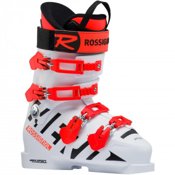 Chaussures De Ski Rossignol Hero World Cup 90 Sc - White
