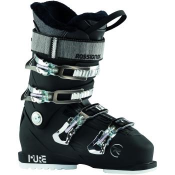 Chaussures de Ski Rossignol Pure Elite Rental Femme Noir