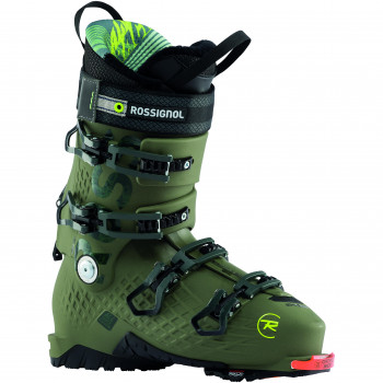 Chaussures de Ski Rossignol ALLTRACK PRO 130 GW Homme Vert
