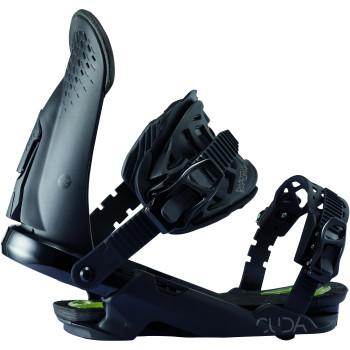 Fixations de Snowboard Rossignol CUDA M/L Homme Noir
