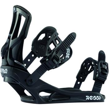 Fixations de Snowboard Rossignol BATTLE B&W M/L Homme Noir