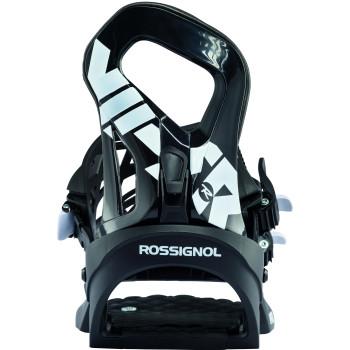 Fixations de Snowboard Rossignol VIPER BULK S/M Homme Noir