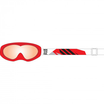 Goggles Rossignol Kiddy Red