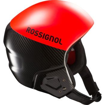 Casque De Ski Rossignol Hero Carbon Fiber Fis Rouge Homme